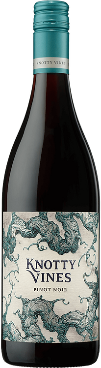 KNOTTY VINES PINOT NOIR BY RODNEY STRONG 750ML