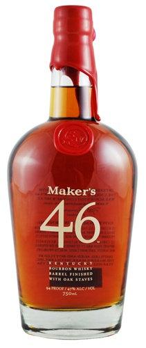 MAKERS MARK 46 46 -  750ML