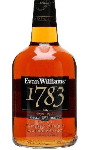 EVAN WILLIAMS 1783 -  750ML