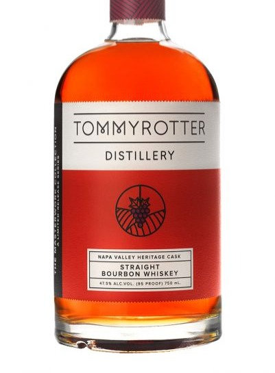 TOMMY ROTTER BOURBON -  750ML