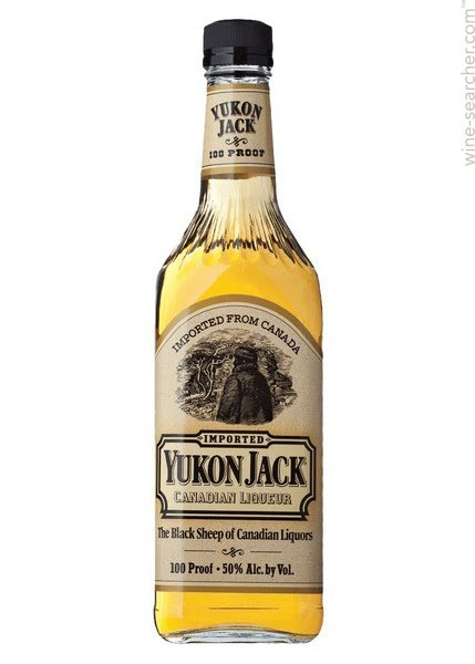 YUKON JACK CANADIAN LIQUEUR -  1L