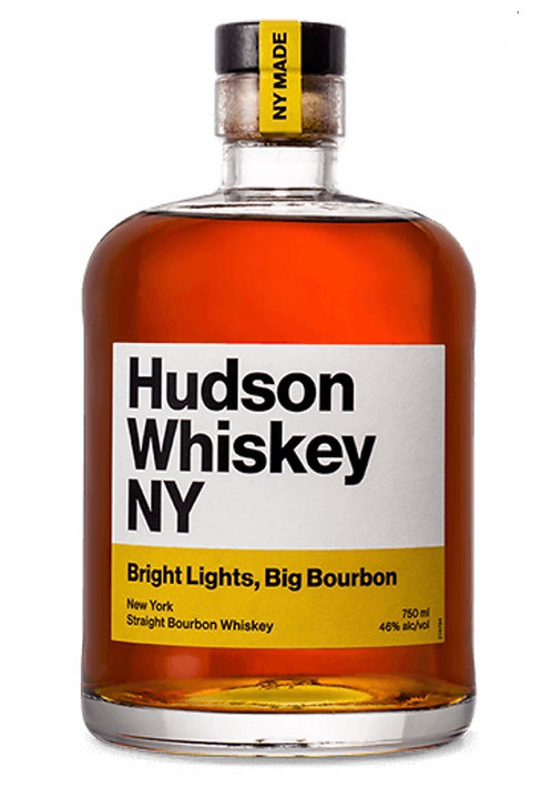 Hudson bright lights big bourbon 750ml
