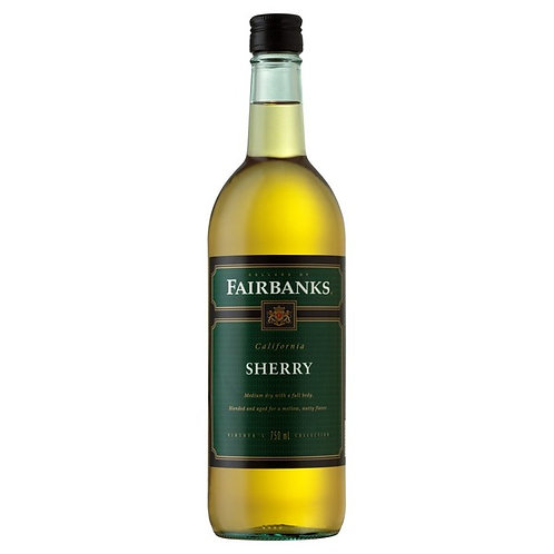 FAIRBANKS SHERRY -  1.5L