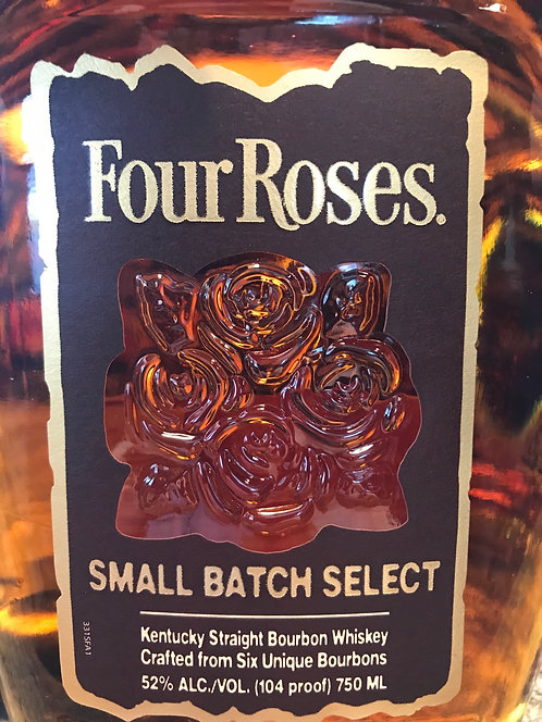 Four roses bourbon small batch 750ml