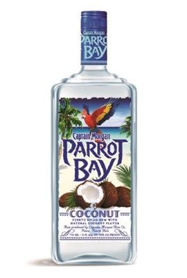 CAPTAIN MORGAN PARROT BAY COCONUT -  1L