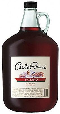 CARLO ROSSI PAISANO -  4L