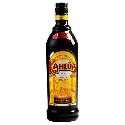 KAHLUA COFFEE LIQUEUR -  375ML