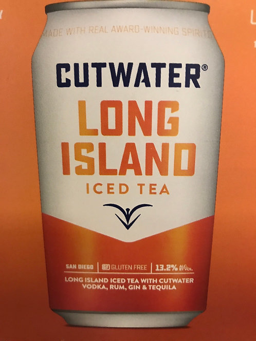 Cutwater Long Island ice tea 355ml 4pack
