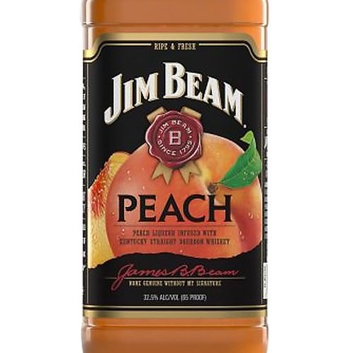 JIM BEAM PEACH -  50ML