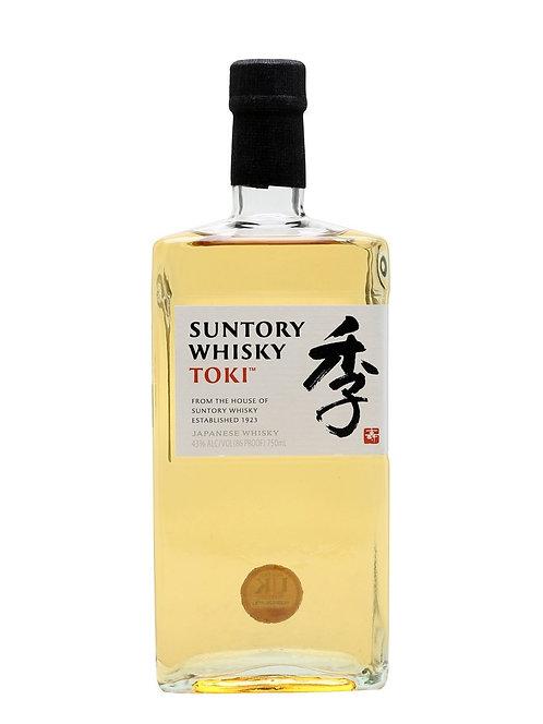 SUNTORY TOKI WHISKEY -  750ML