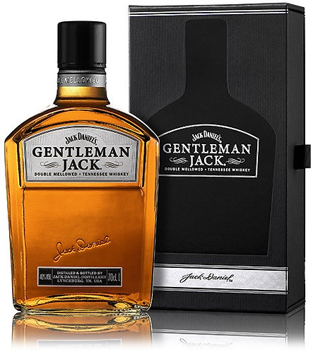 GENTLEMAN JACK WHISKEY -  750ML