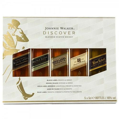 JOHNNIE WALKER GIFT PAK -  EACH