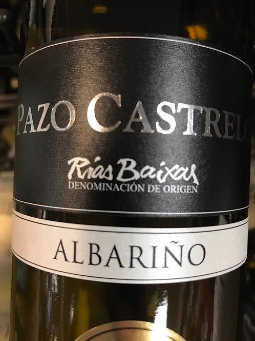PAZO CASTRELO ALBARINO -  750ML