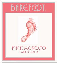 BAREFOOT PINK MOSCATO -  1.5L