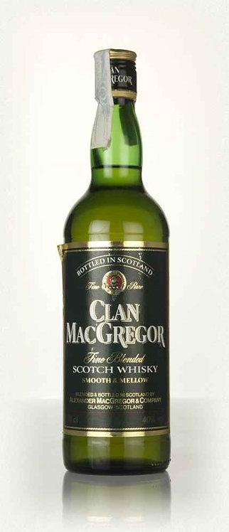 CLAN MACGREGOR SCOTCH -  1L