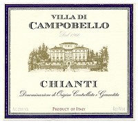 CAMPOBELLO CHIANTI -  750ML