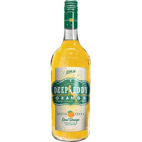 DEEP EDDY ORANGE -  1L