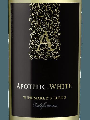 APOTHIC WHITE -  750ML
