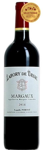 LABORY DE TAYAC MARGAUX 750ML