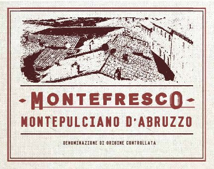 MONTEFRESCO MONTEPULCIANO -  750ML