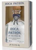 ROCA PATRON SILVER TEQUILA -  750ML