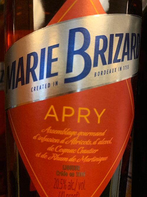 MARIE BRIZARD APRICOT  -  750ML