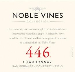 NOBLE VINES CHARDONNAY -  750ML