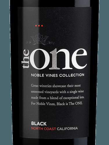 NOBLE VINES THE ONE BLACK -  750ML