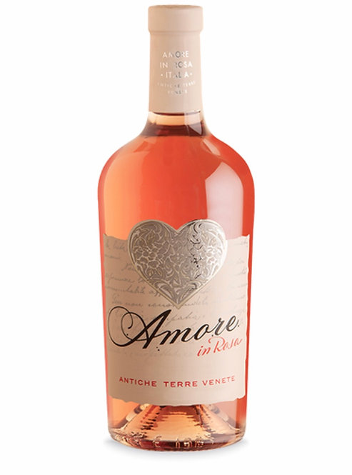 Amore rose 750ml