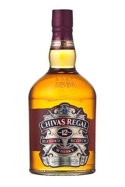 CHIVAS REGAL 12YR 750ML