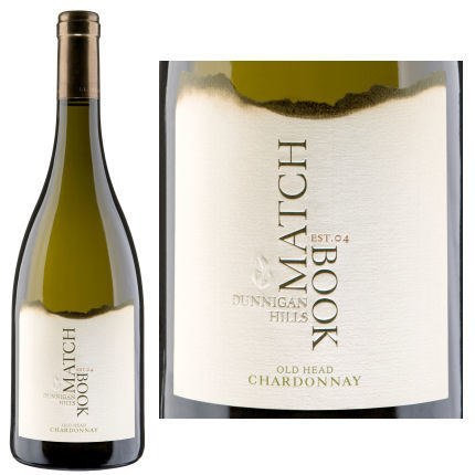 MATCHBOOK CHARDONNAY -  750ML