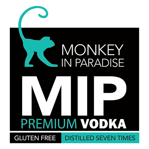 MONKEY IN PARADISE VODKA 1.75L