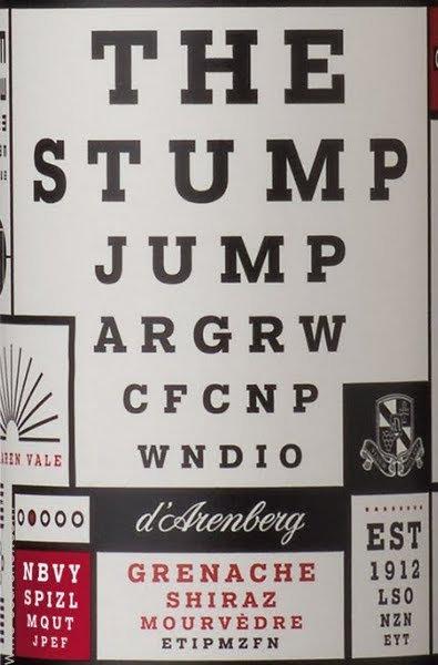 THE STUMP JUMP GSM 750ML