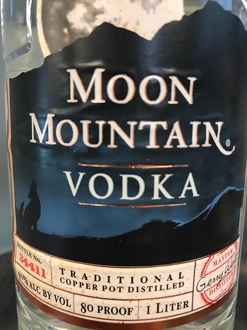 MOON MOUNTAIN VODKA -  1L