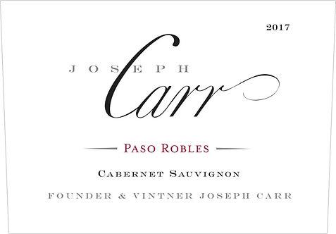 JOSEPH CARR CABERNET SAUVIGNON PASO ROBLES 750ML