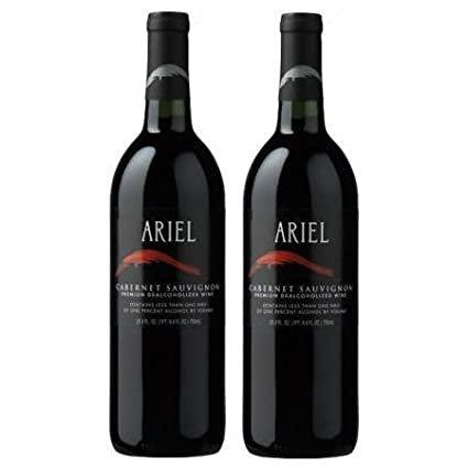 ARIEL ALCHOL FREE CABERNET 750ML