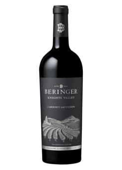 BERINGER KNIGHTS VALLEY CABERNET -  750ML