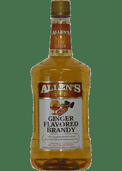 ALLENS GINGER BRANDY -  1L