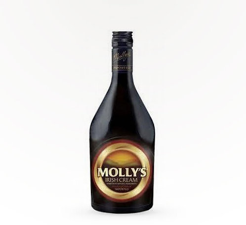 MOLLYS IRISH CREAM -  1.75L