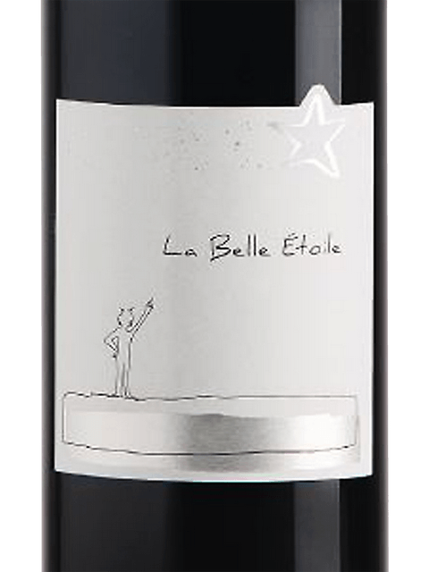 LA BELLE ETOILE IGP DU GARD ROUGE -  750ML