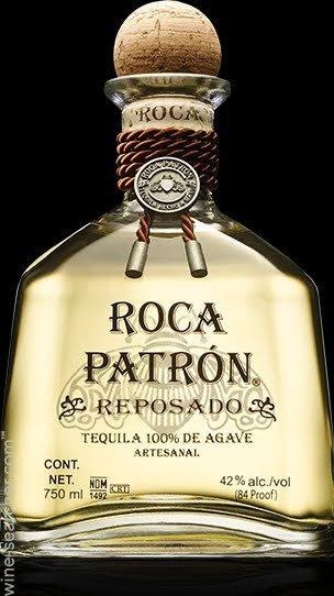 ROCA PATRON REPOSADO -  375ML