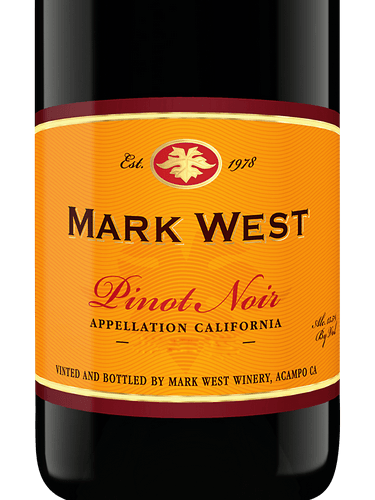 MARK WEST PINOT NOIR -  750ML