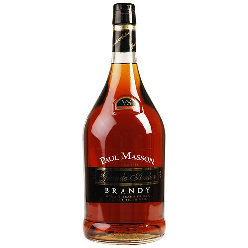PAUL MASSON BRANDY -  1L