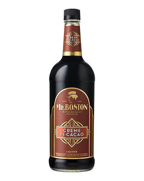 MR BOSTON CREME DE CACAO -  1L