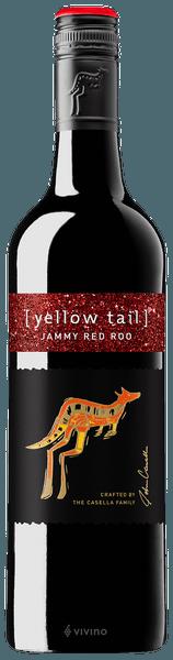YELLOW TAIL JAMMY RED ROO 1.5LI