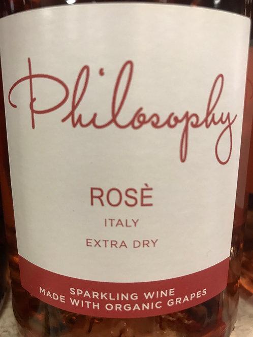 Philosophy sparkling rose
