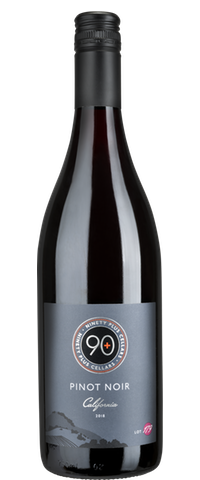 90 PLUS CELLARS PINOT NOIR 750ML