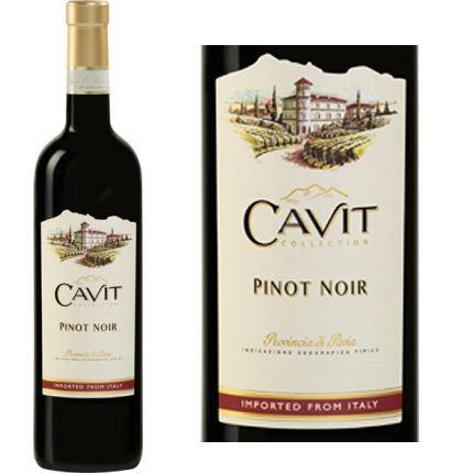 CAVIT PINOT NOIR -  750ML