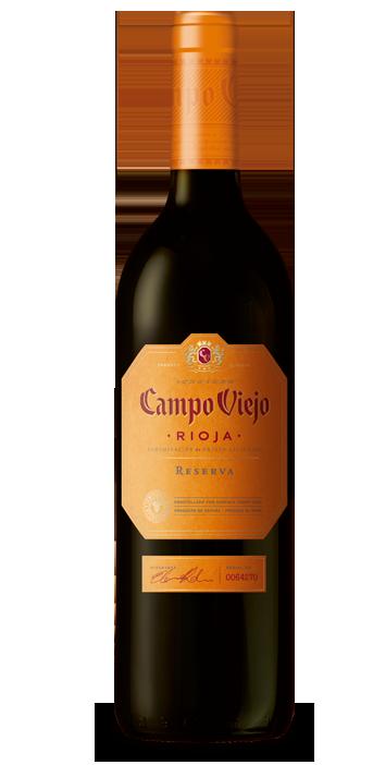 CAMPO VIEJO RESERVA -  750ML