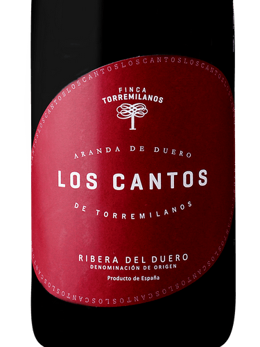 RIBERA DEL DUERO LOS CANTOS -  750ML